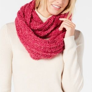 I.N.C International concepts red scarf
